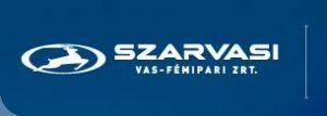 Szarvasi Vas- Fémipari Zrt.